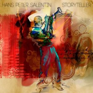 Hans Peter Salentin CD ,,Storyteller''